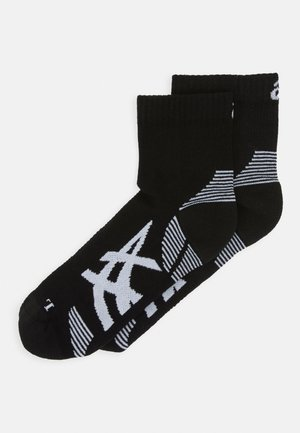 CUSHIONING SOCK UNISEX 2 PACK  - Chaussettes de sport - performance black