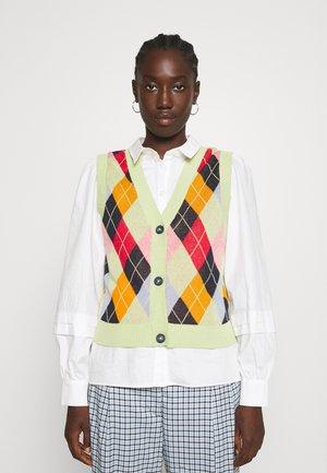 Vest - multicolour