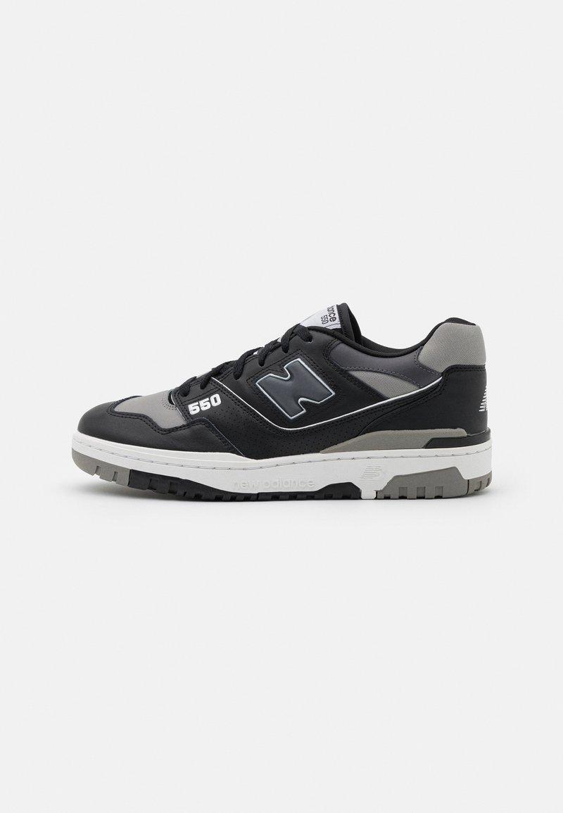 New Balance - 550 UNISEX - Sneakers basse - black/grey