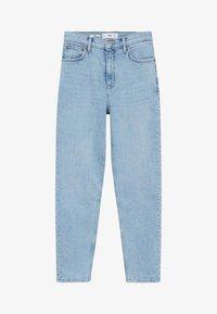 Mango - NEWMOM - Slim fit jeans - lichtblauw - 5