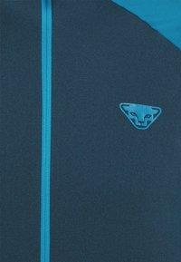 Dynafit - TRANSALPER LIGHT HOODY - Fleece jacket - mykonos blue - 2