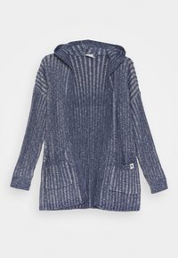 Abercrombie & Fitch - LONG - Kardigan - nighshadow blue marl - 0