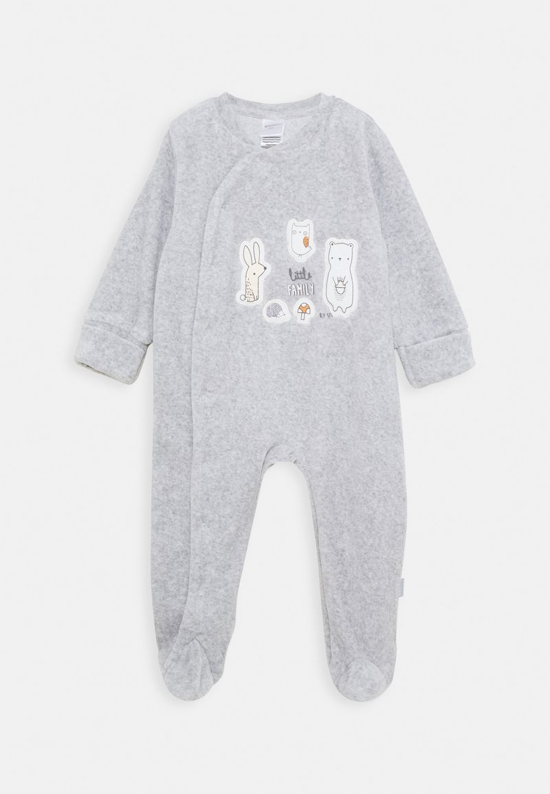 Staccato - UNISEX - Sleep suit - stone grey melange