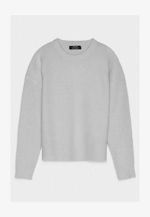 Pullover - silver