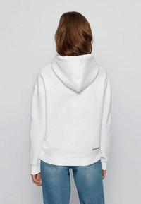 BOSS - EVALIN_VD - Hoodie - white - 2
