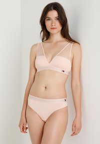 Tommy Hilfiger - ICONS PADDED TRIANGLE BRA - Sujetador sin aros - pink - 1