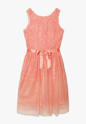 TEENS - Cocktail dress / Party dress - soft apricot