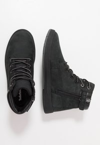 Timberland - DAVIS SQUARE 6 INCH - High-top trainers - black - 0