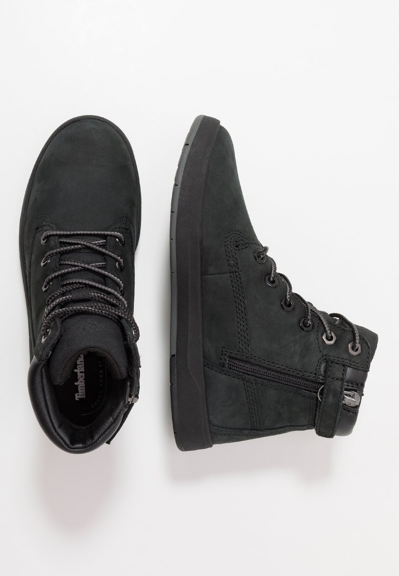 Timberland - DAVIS SQUARE 6 INCH - High-top trainers - black