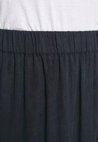 Marc O'Polo DENIM - SKIRT LONG - Maxi skirt - scandinavian blue - 4