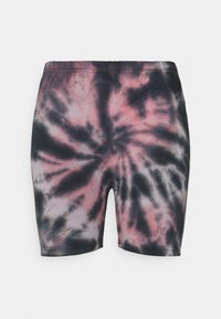 Missguided - COORD AND CYCLE TIE DYE SET - Shorts - pink - 12