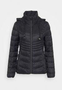 DKNY - ZIP SHORT - Training jacket - black - 3