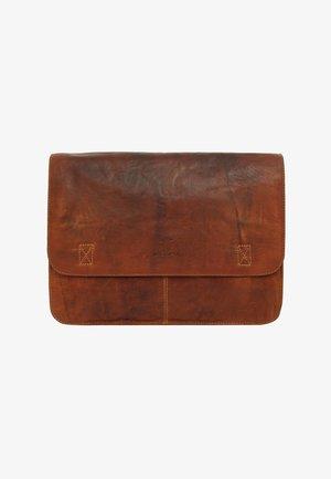 PHARELL - Across body bag - honey brown