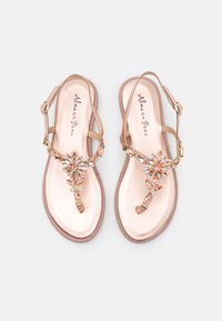 Alma en Pena - T-bar sandals - rose - 5