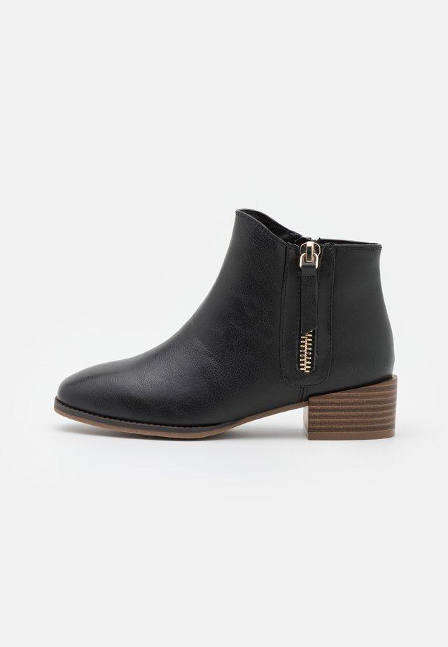 DIXIEE - Ankelboots - black