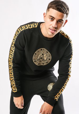 ROAR-TOUR CREW SWEAT - Sweatshirt - black