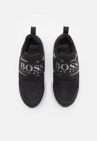 BOSS Kidswear - TRAINERS - Sneaker low - black - 3