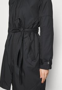Nike Sportswear - Trenchcoat - black/iron grey - 5