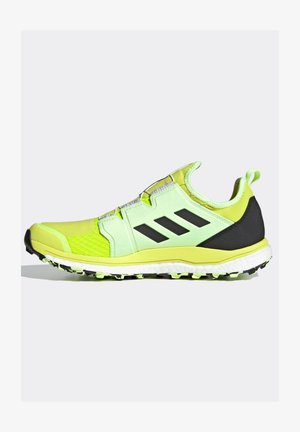 Trail running shoes - yellow