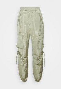 UTILITY CARGO TROUSER - Pantaloni - khaki