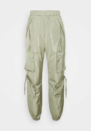 UTILITY CARGO TROUSER - Kalhoty - khaki