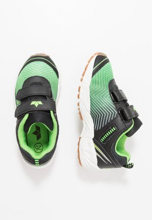 BARNEY V - Sneakersy niskie - grün/schwarz