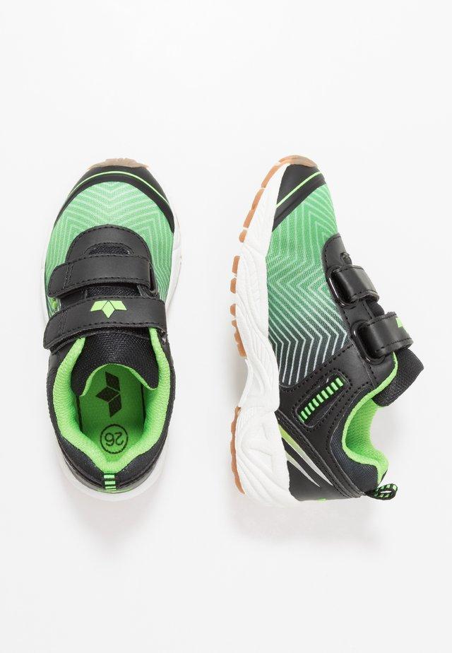 BARNEY V - Sneakers basse - grün/schwarz