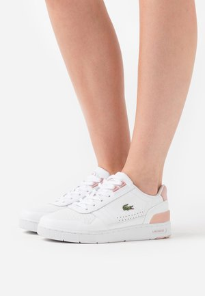 T-CLIP - Trainers - white/light pink