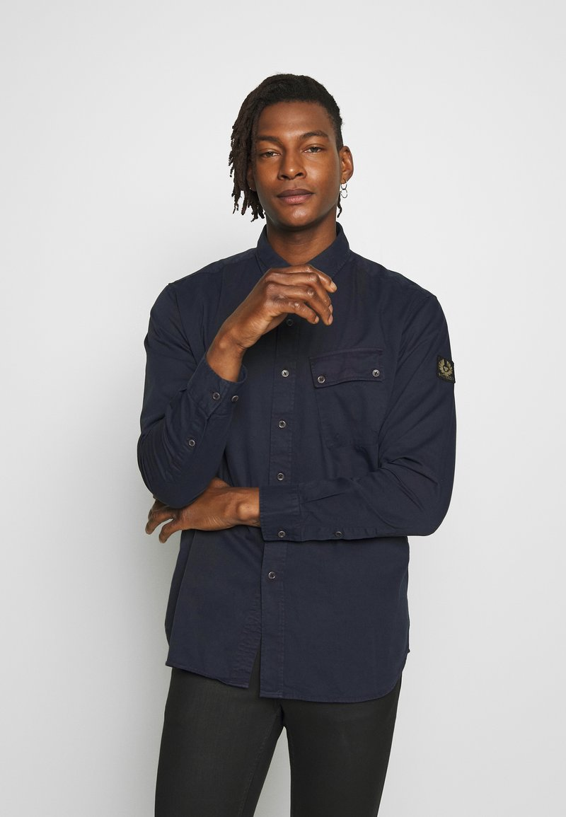 Belstaff - PITCH - Shirt - deep navy