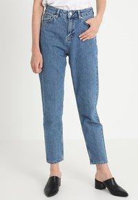 WHY7 - DANA - Relaxed fit jeans - light blue - 0