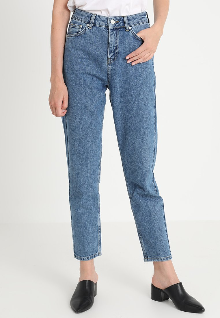 WHY7 - DANA - Relaxed fit jeans - light blue