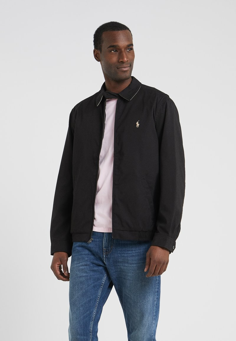 Polo Ralph Lauren - Tunn jacka - black