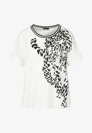 DAMEN - Print T-shirt - offwhite (20)