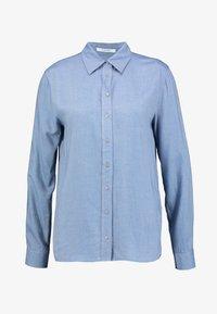FELONI - Camicia - morning blue