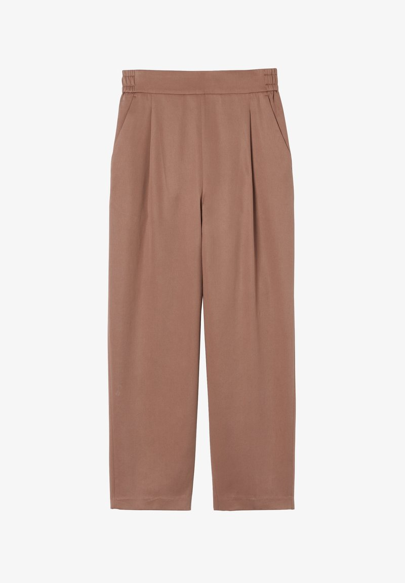 STOCKH LM - Trousers - brown