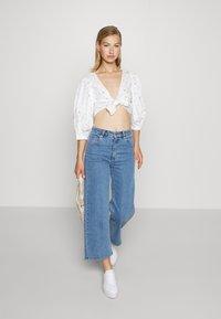 Abrand Jeans - STREET ALINE - Straight leg jeans - georgia - 1