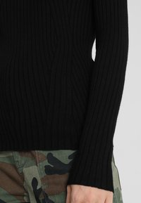 ONLY - ONLNATALIA - Sweter - black - 4