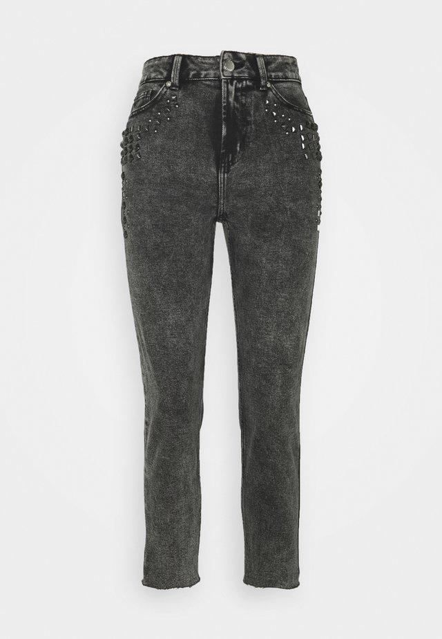 ONLWILD EMILY ANJEA - Jeans Skinny Fit - grey denim