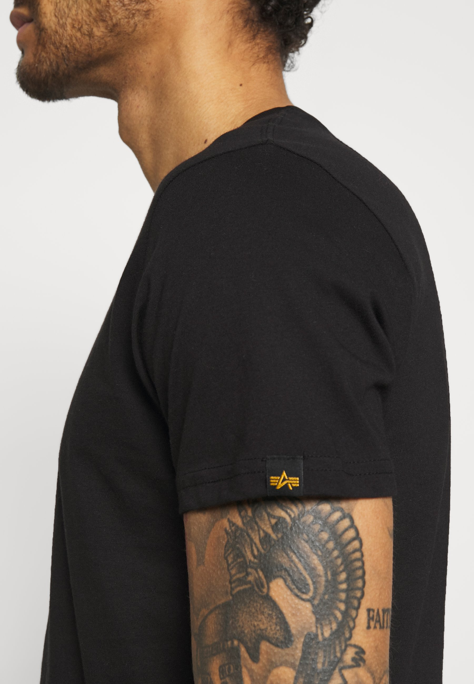 Men HOT WHEELS BACK PRINT - Print T-shirt