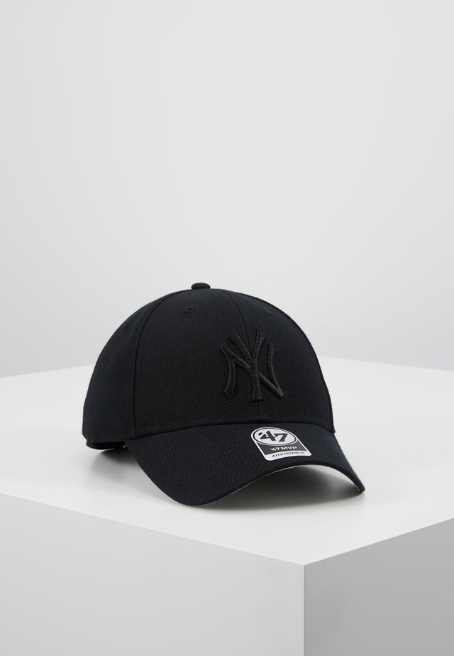 NEW YORK YANKEES UNISEX - Cap - black