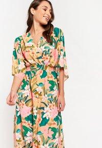 LolaLiza - TATIANA SILVA - Maxi dress - yellow - 3
