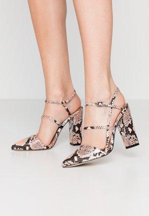CROCEA - High heels - bright orange
