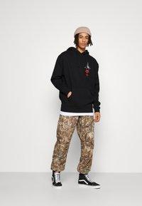 HUF - YEAR OF THE OX HOODIE - Sweatshirts - black - 3