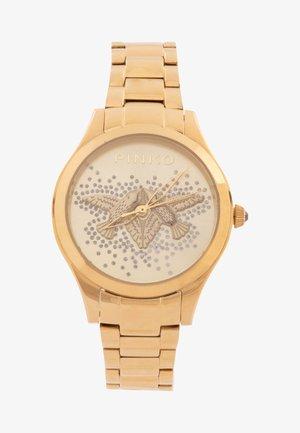 DESIGN - Horloge - gold