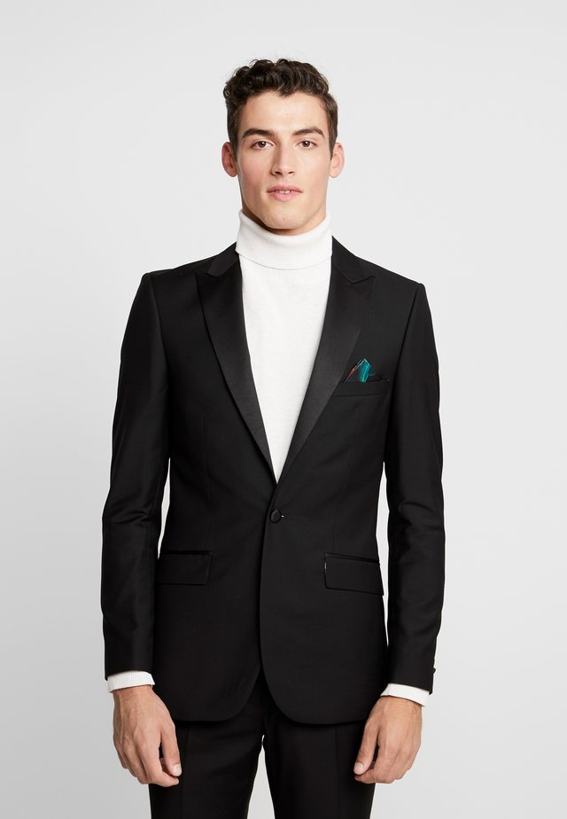 BOND TUX JACKET  - Giacca elegante - black