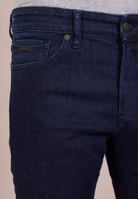 BOSS - MAINE - Straight leg jeans - navy - 5