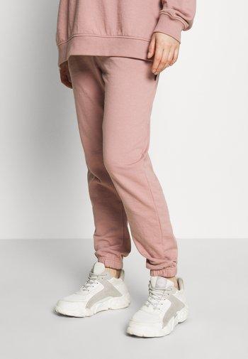 Pantalones deportivos - rose pink
