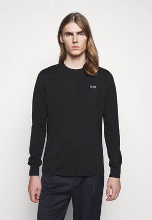 WIND LONGSLEEVE - Long sleeved top - black