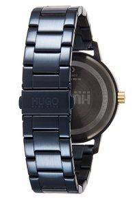 HUGO - STAND - Watch - dark blue - 1