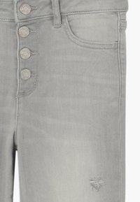 GAP - GIRL - Skinny džíny - light grey wash - 3